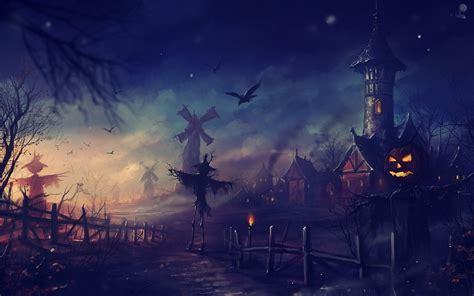 halloween night themes halloween night wallpaper 1316707