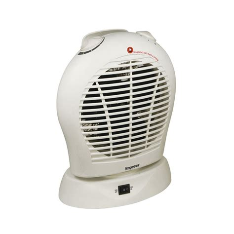 kenmore oscillating compact fan heater space heaters get electric heaters and more at sears