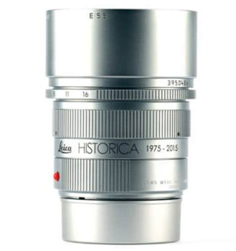 new german leica historica limited edition m monochrom