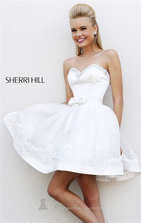 short hair sherri hill sherri hill 21238 dress missesdressy com