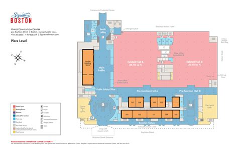 hynes convention center floor plan beautiful hynes convention center floor plan pictures