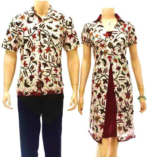 Batik Couplebatik Sarimbit Sarimbit Batik Batik Prada Srg 517 baju batik sarimbit modern putih cantik sb06 di sekarbatik koleksi yang lainnya di http