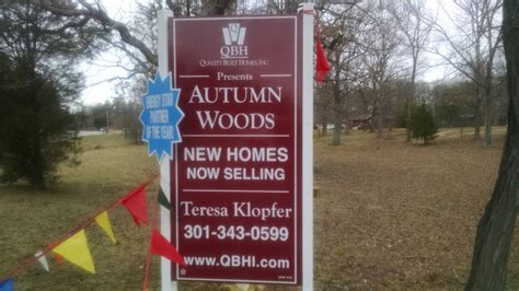 autumn woods new homes in laplata md