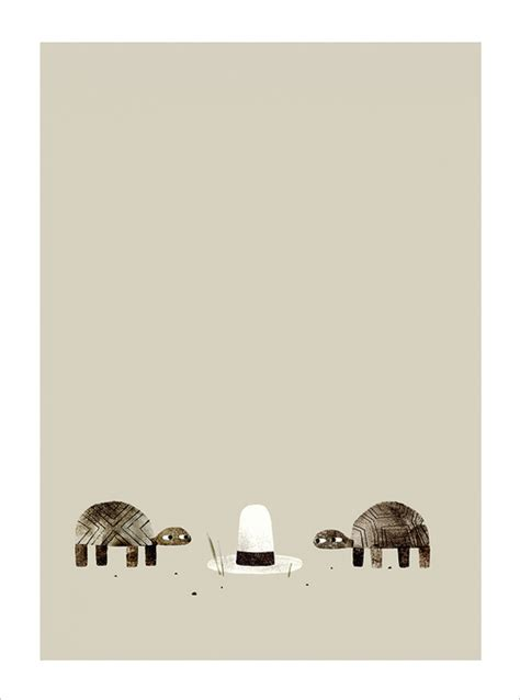 we found a hat 1406347515 jon klassen print we found a hat page 16 17 nucleus art gallery and store