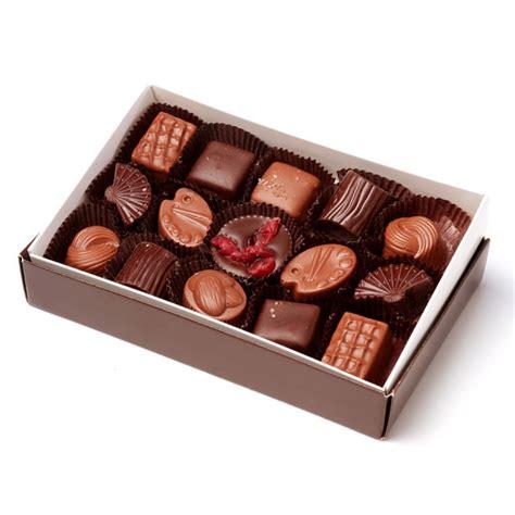 box of chocolates cooks the florist