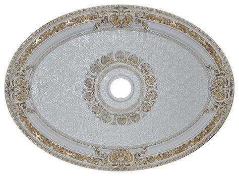 art ceiling medallion oval collection art0811 f1201