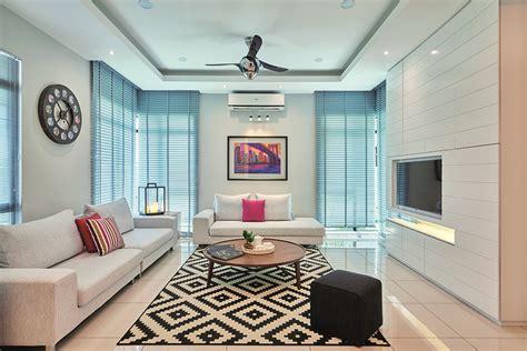 hiasan dalaman apartment konsep moden desainrumahidcom