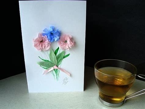 how to make the greeting card how to make a simple greeting card
