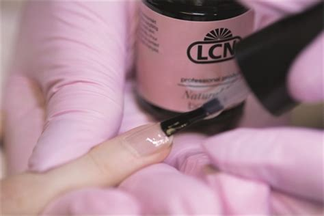 Lcn Led Nail L by How To Lcn Nail Boost Gel Technique Nails Magazine