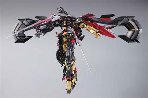 Metal Build Astray Amatsu Mina Tenku No Sengen 1 amiami character hobby shop metal build gundam astray gold frame amatsu mina tenkuu no