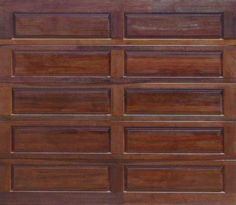 Single Doors Single Garage Door Panel