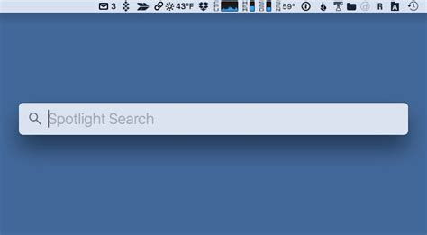 Lookup Mac How To Move The Macos Spotlight Search Bar To Another Screen Location Mactrast