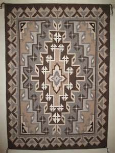 two grey rug by nancy phillips large size two