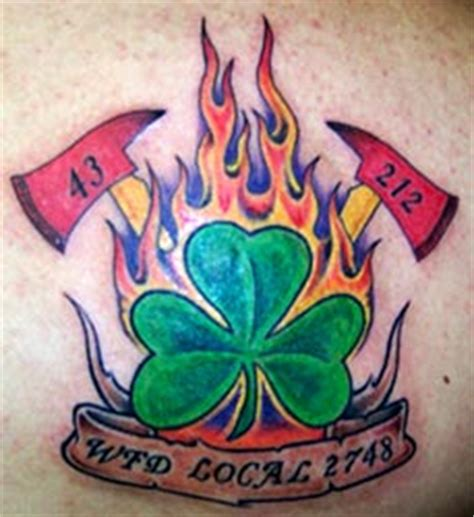 chris sullivan firefighter strike the box fire fighter tattoos more