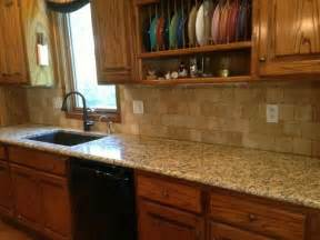 kitchen backsplash ideas with santa cecilia granite 17 best images about for the kitchen on black