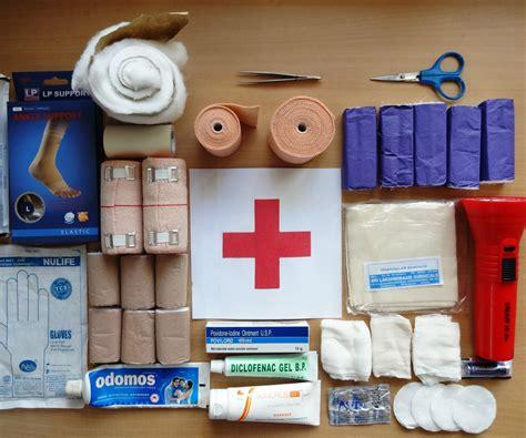 aid kit medicine contents aid kit