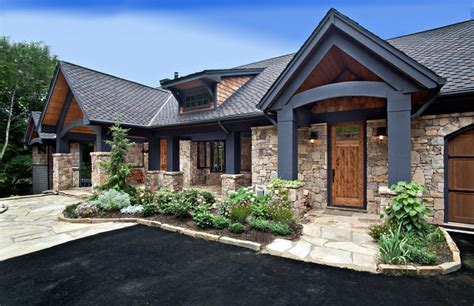 carolina mountain homes traditional exterior