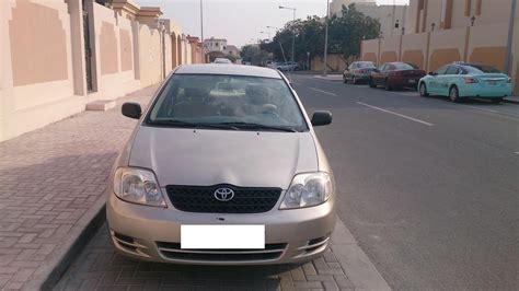 Toyota Service Center Doha Toyota Corolla For Sale Qatar Living