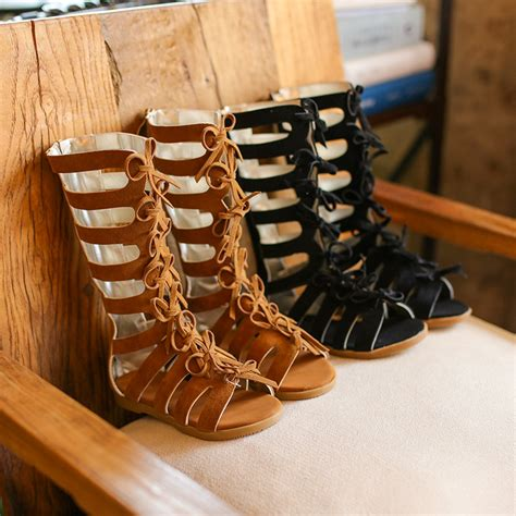 gladiator sandals for toddler sell summer fashion boots high top sandals