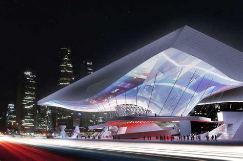design center korea busan cinema center biff coop himmelb l au korea e