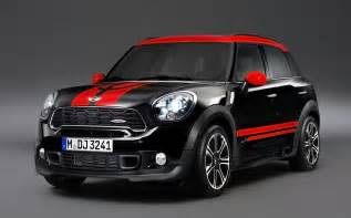 Mini Cooper What Country World Premiere Mini Countryman Jcw