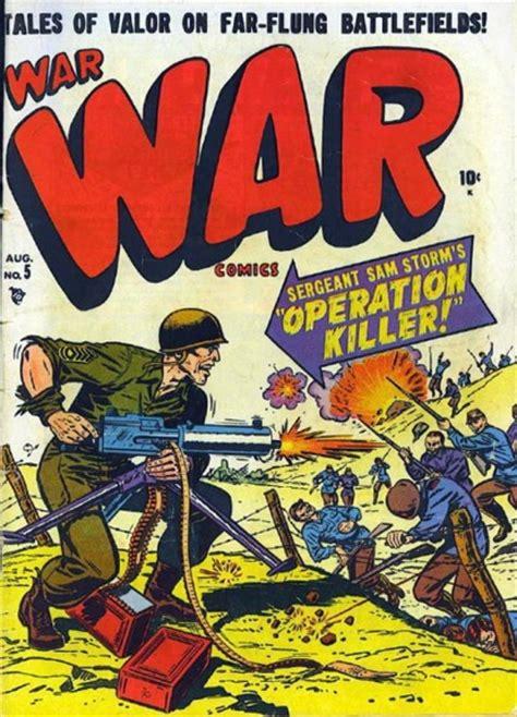 Comic Books In Wars X war comics vol 1 5 marvel database fandom powered by wikia