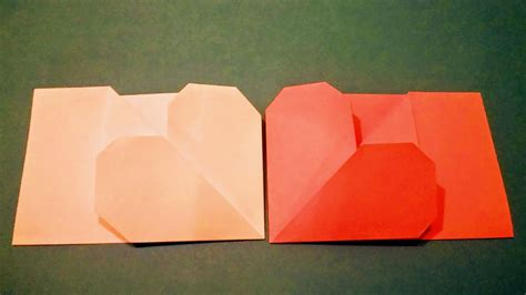Letter Paper Origami - origami letter paper with diy