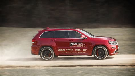 03 Jeep Grand Parts Jeep Grand Srt8 In Der Power Parts Edition