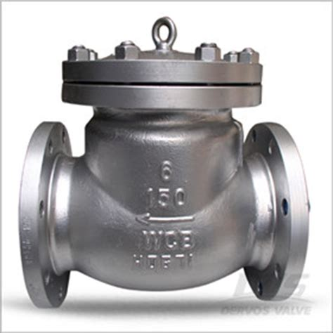 10 swing check valve swing check valve with weight 10 inch 150 wcb dervos