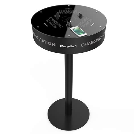 charging station table power table charging station chargetech