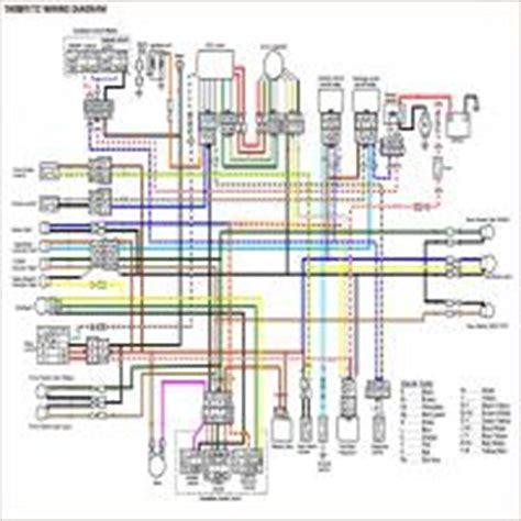 1988 yamaha tw200 wiring diagram yamaha tw200 lights