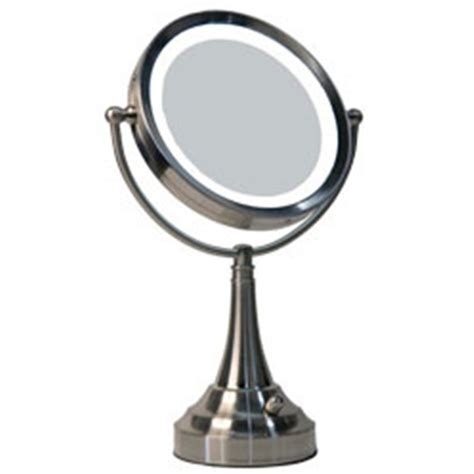 Zadro Vanity Mirror zadro 1x 10x next generation led vanity mirror at