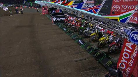 ama motocross news 2017 ama monster energy supercross anaheim 1 450sx and