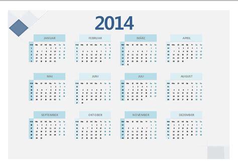 Jahreskalender Mit Kw Excel Kalendervorlagen 2014 Kalender 2014 Office