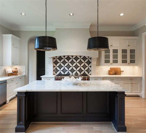 black and white tile kitchen ideas 24 inspiring black and white kitchen decoration wartaku net