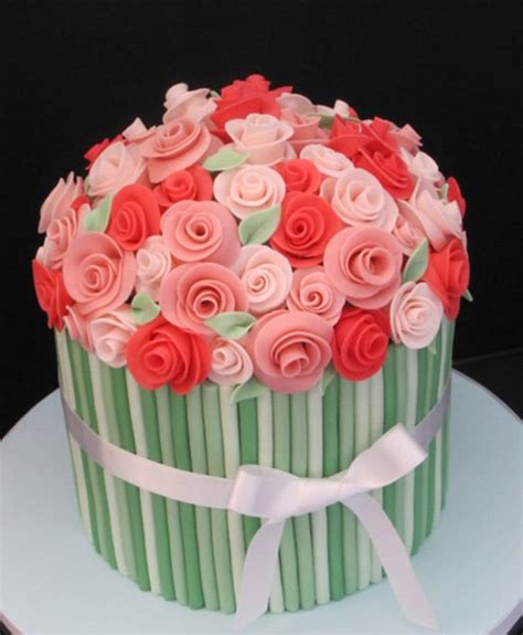 design love fest flower cake happy birthday cake and flowers wtag info wtag info
