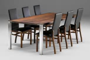 Modern dining table modern oval round or rectangular dining tables