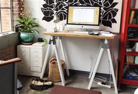 build your own sit stand desk 6 diy standing desks bob vila