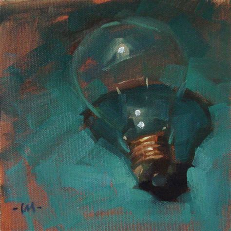 the dpw painting challenge the lightbulb challenge