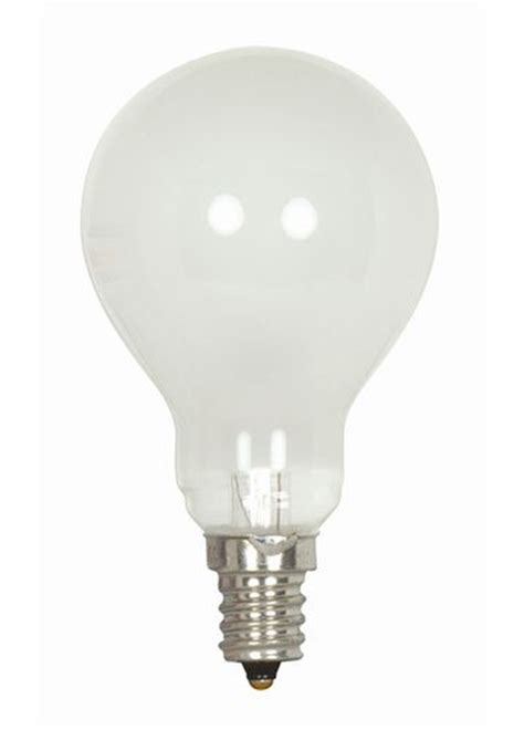 40 watt a15 incandescent light bulb intermediate base