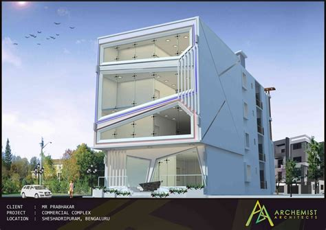 Best Home Interior Designers In Bangalore Commercial Building Sheshadripuram By Archemist