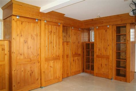 knotty pine kitchen cabinets custom wood doors made in hand made knotty pine garage cabinets by two rivers