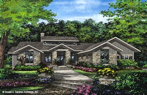 donald gardner ranch house plans 2115 sq ft house plan the clearlake by donald a gardner