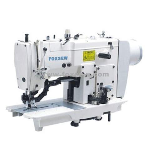 Mesin Jahit Siruba direct drive button sewing machine foxsew