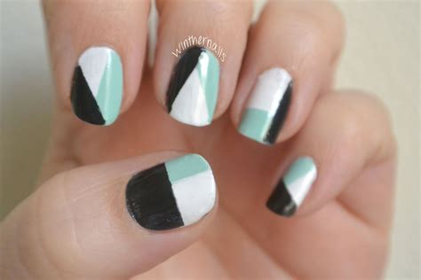 easy nail art tips easy nail art 2 colors nail art styles beauty