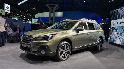 2019 Subaru Outback Changes by 2019 Subaru Outback Redesign Rumors Changes Best