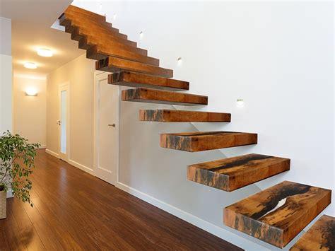 freie treppe holz dekor treppe
