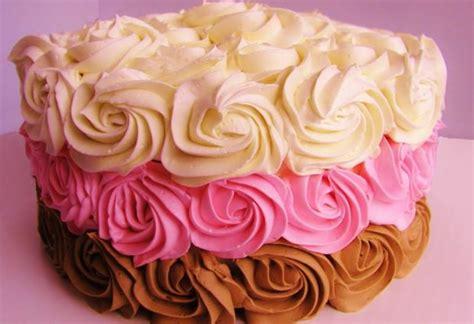 decoracion tartas caseras como hacer crema para decorar tortas caseras receta facil