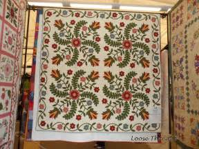 threads indiana heritage quilt show quilts