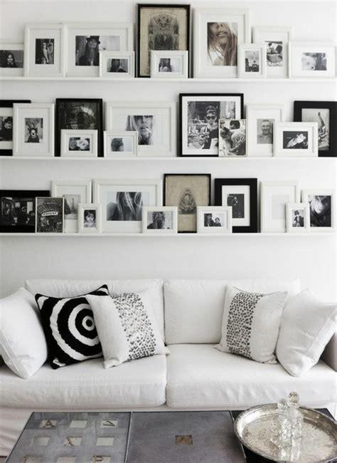 wände dekorieren 50 fotowand ideen die ganz leicht nachzumachen sind